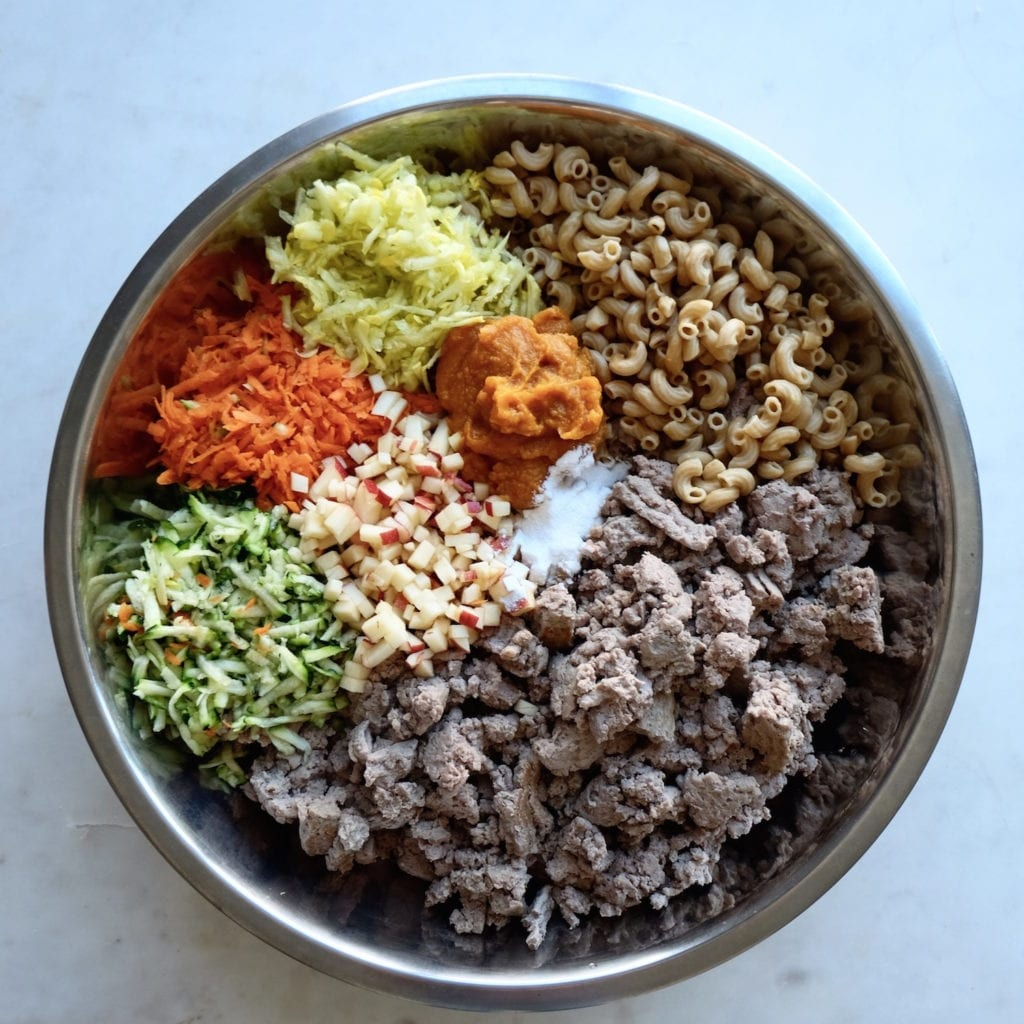 Diy Healthy Homemade Dog Food Where S The Frenchie