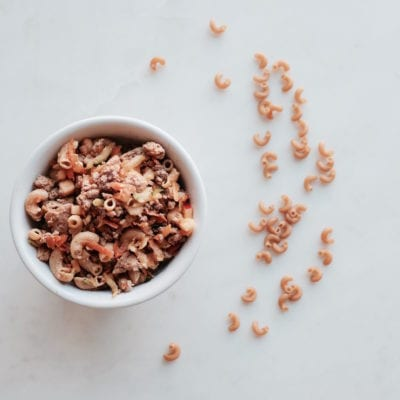 DIY: Healthy Homemade Dog Food