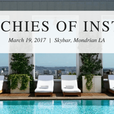 WIN A 2-NIGHT STAY AT MONDRIAN ​HOTEL at LA Frenchies of Instagram Event March 19th