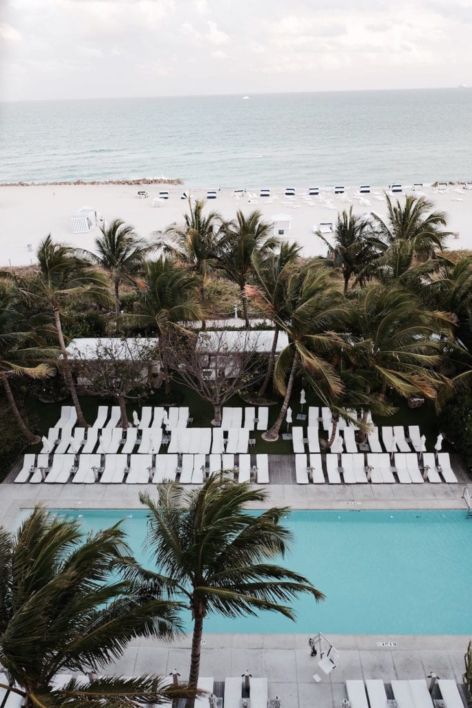 edition south beach hotel pool