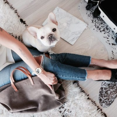 Giveaway: Win The New Kate Spade Frenchie Watch!