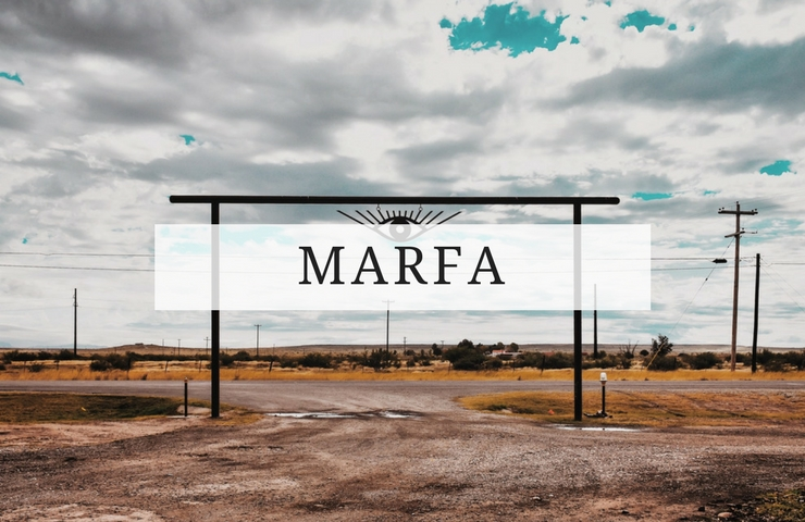 marfa texas things to do dog