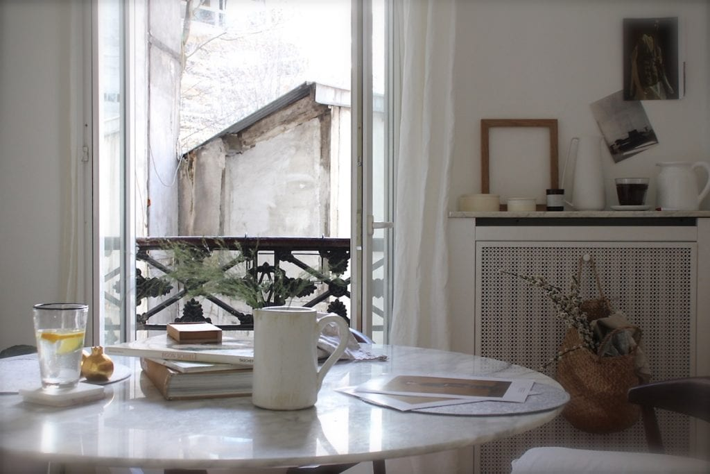 french apartment tour