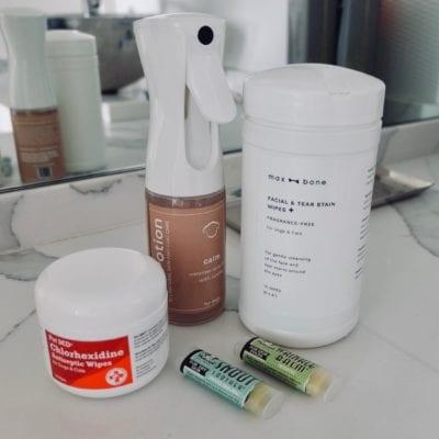 My Nighttime Skincare + Fira's Routine
